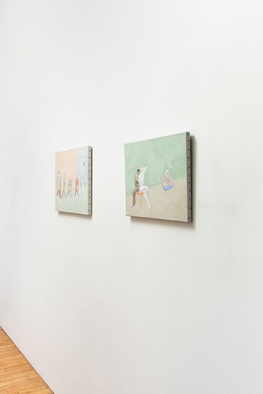 Fleisher/Ollman Gallery » Exhibitions » David Byrd: Patient Pondering