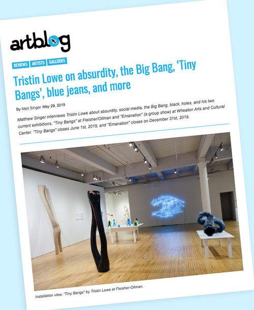 Fleisher/Ollman Gallery » News